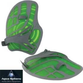 PADDLES ERGOFLEX AQUASPHERE